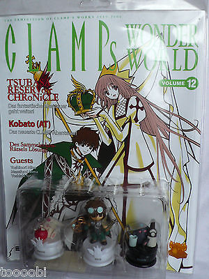 CLAMP ノキセキ Clamp´s Wonderworld Volume 12 + Chess - Manga & Anime Egmont - sealed