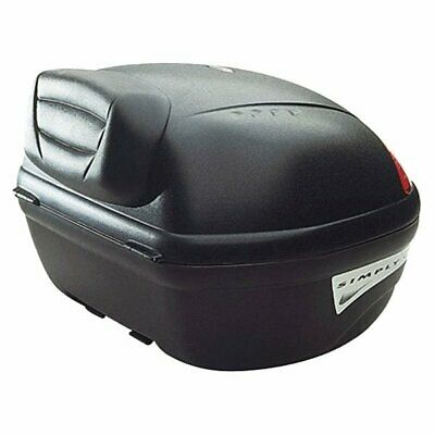 Polyurethane backrest black Givi E84 for topcase E450 Simply II