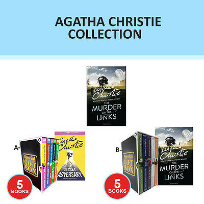 Agatha Christie Collection Tommy & Tuppence Chronology Gift Wrapped Set New
