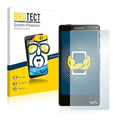 2x BROTECT Screen Protector for Sony Walkman NWZ-F886 Protection Film
