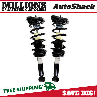 Set Of 2 Quick Install Complete Strut Assembly Rear Pair For 00-06 Nissan Sentra