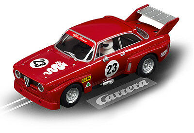 Carrera Auto Digital 132 Alfa Romeo GTA Silhouette Race 1, 30624