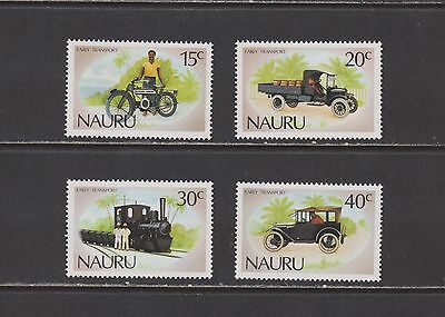 Nauru- Lot 4772, Mint, NH.  Sc# 317-20.