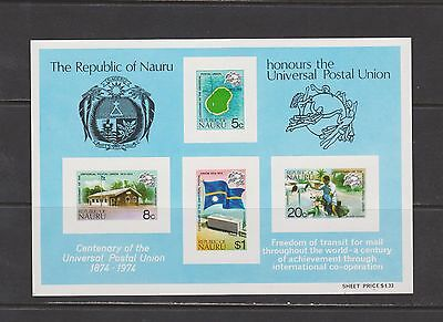 Nauru- Lot 3254, Mint, NH.  Sc# 117A.