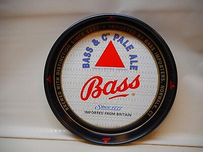 "NOS Bass Beer Tray Metal 13"" New Old Stock Unused"