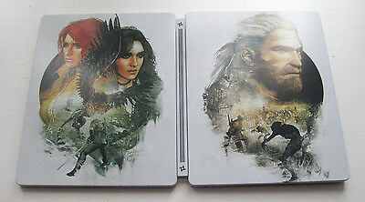 The Witcher 3 - Novigrad Steelbook - G2 Strictly Limited Edition - ohne Game