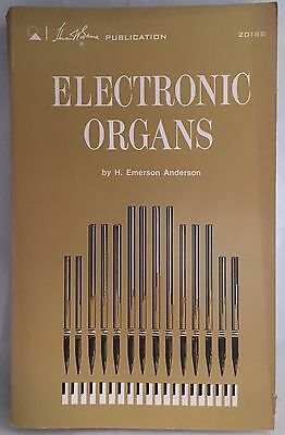 Electric Organs by H. Emerson Anderson, Paperback, 1968
