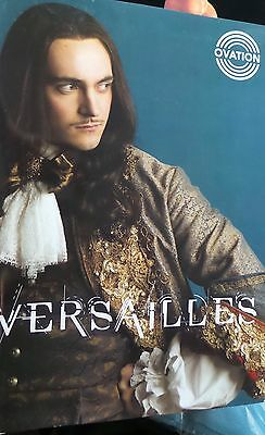 Versailles  Book Press Kit Fyc For Your Consideration