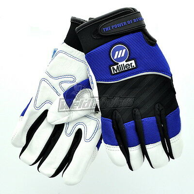 Miller Medium  251066 Metalworker Gloves ()