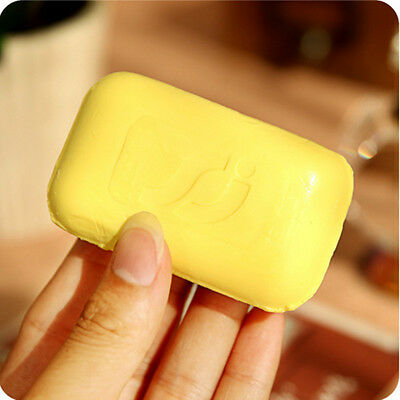 Sulfur Soap Anti Fungus eczema dermatitis Stop Itching Acne Inexpensive Cure