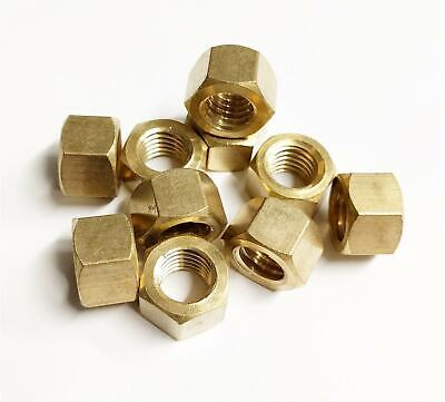 Metric Imperial Exhaust High Temperature Manifold Nuts - UNC UNF M8 M10