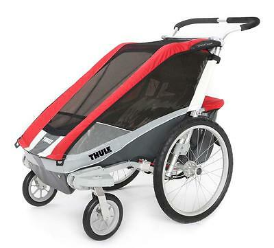 Thule Thule Chariot Cougar1+kit Bike One Size Red Carritos niño