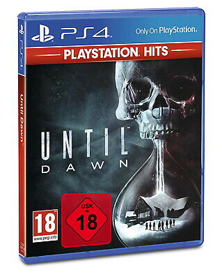 Until Dawn - PS4 Playstation 4 Spiel - NEU OVP