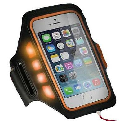 Ksix Sport Armband Case Leds Iphone 5/5s Jose Hermida   Accessori per cellulari