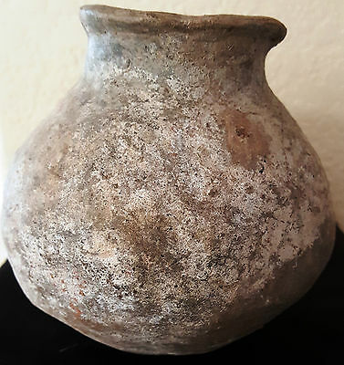 RARE Mexican compound clay jar 1200 AD, with artifact authentication