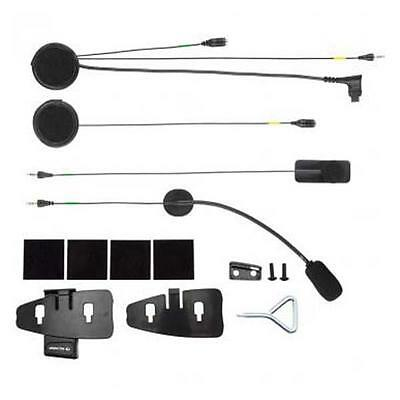 Interphone Cellularline Full Face Comfort Kit To F2 F3 F4 One Size  Accesorios