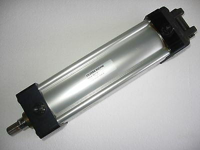 "Columbia Machine 250 psi Pneumatic / Air Cylinder 366.17.792   8-1/2"" Stroke"