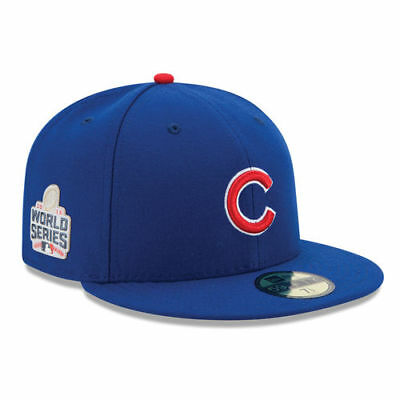 New Era Chicago Cubs Fitted Hat - MLB
