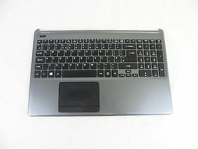 Acer Aspire E1-570 Genuine Laptop Palmrest, Touchpad and Keyboard AP0VR000790