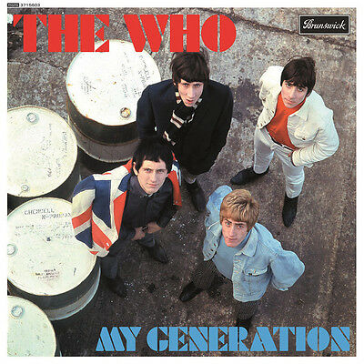The Who My Generation Heavyweight Vinyl Album Mono Remastered 2015 LP Sealed