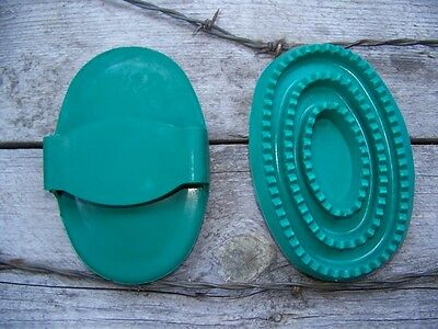 Curry - Rubber (Adult) - Green (New)