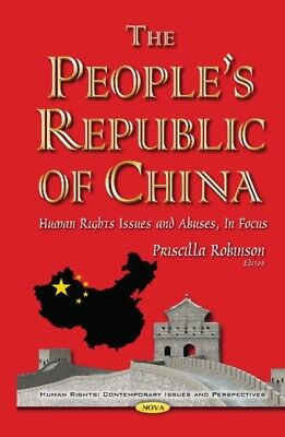 Peoples Republic Of China Human Rights I, 9781634855303