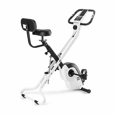 Cs Cyclette X Bike Bici Camera Pieghevole Training Cardio Ciclette Sella Fitness