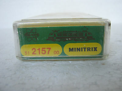 Minitrix N Leerverpackung 51 2157 00 EMS (RG/CK/161-4S5)