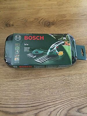 Bosch Isio Cordless Shrub and Grass Shear Set./ Brand New in Packaging.