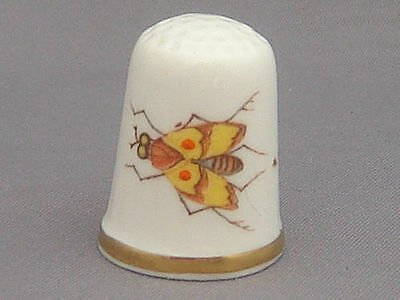 Caverswall Thimble - Insects (iv)