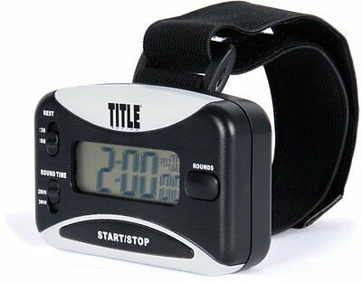 Title Boxing Personal Timer Batteries Included New