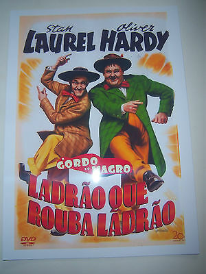 Laurel And Hardy Repro Poster.