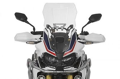 Touratech Windshield, L, transparent, for Honda CRF1000L Africa Twin
