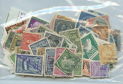 LATIN AMERICA--Accumulation of 159 stamps from various countries