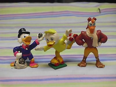 duck tails figure lot disney 80s applause