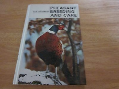 Pheasant Breeding and Care, Delacour, J., HB Book