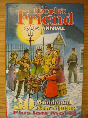 NEW NOSTALGIC COLLECTOR'S ITEM - THE PEOPLE'S FRIEND 2005 ANNUAL Hardback copy