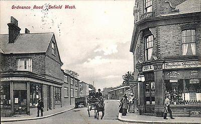 Enfield Wash. Ordnance Road # 2190 by Charles Martin.