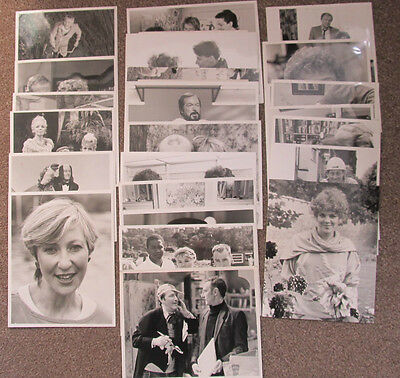 25 x ITV Press Photographs, Mostly 1980,s (Lot 2)