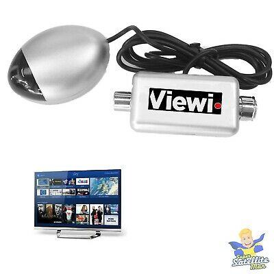 Silver Global TV Link Magic Eye For Sky + HD Brand New FREE POSTAGE !