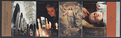 FINLAND BOOKLET :2000 Holy Year booklet complete SGSB68 MNH