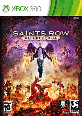 Saints Row Gat out of Hell - Xbox 360 Game - New & Sealed