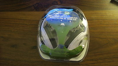 CASQUE DOUBLE AVEC MICRO pour MANETTE PS4  et XBOX ONE  -- HEADSET with MICRO