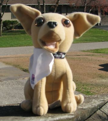 TACO BELL TALKING CHIHUAHUA You're Getting Hungry Very Hungry