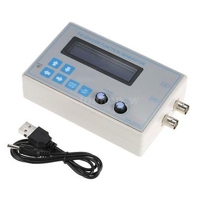 DDS Function Signal Generator Square Sawtooth Triangle Sine Wave Meter UK I0A4