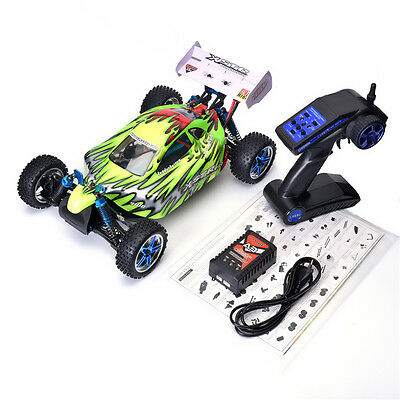 HSP 1/10 Scale Off-Road Buggy 4WD Brushless Power RC Car 2.4G RTR 94107PRO XSTR