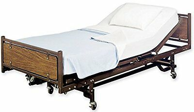 """Fitted Hospital Bed Sheets 36""""X80""""X9"""" Soft Comfort Comfortable Extra Soft White"""