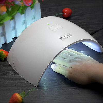 Latest Fashion Professional 45W Manicure Tool LED UV Phototherapy Nail Gel Lamp