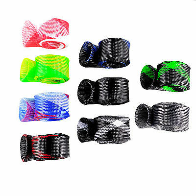 SF Stick Skin Spinning Casting Fishing Rod Sleeve Cover Glove Jacket Protector