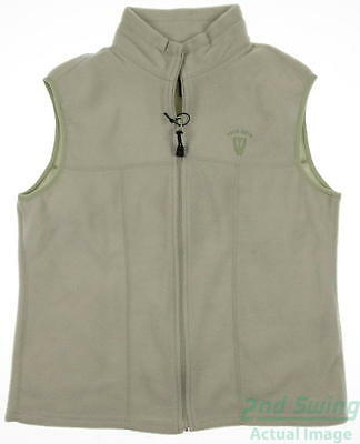 New Womens North End Golf Vest Large L Green